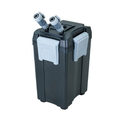 FILTRO CANISTER BOYU FEF-280 (150 - 400L) 1000 L/H 110V (PRETO)