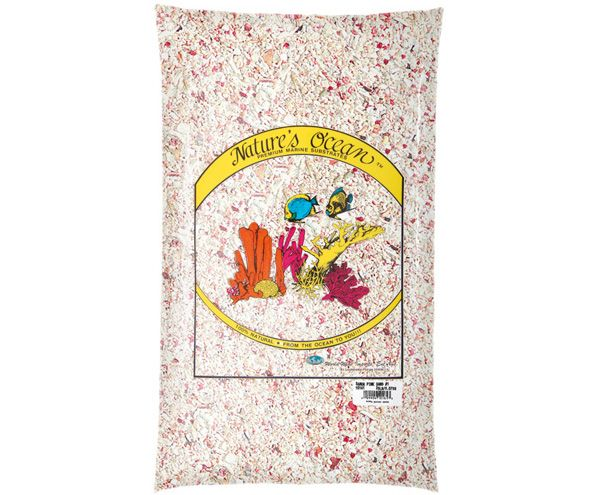 SUBSTRATO NATURES OCEAN SAMOA PINK SAND # 1- 9KG