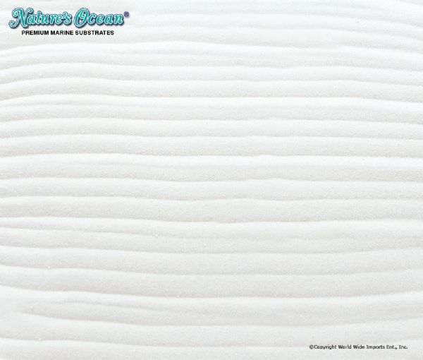 SUBSTRATO NATURES OCEAN MARINE WHITE SAND # 0 - 9KG